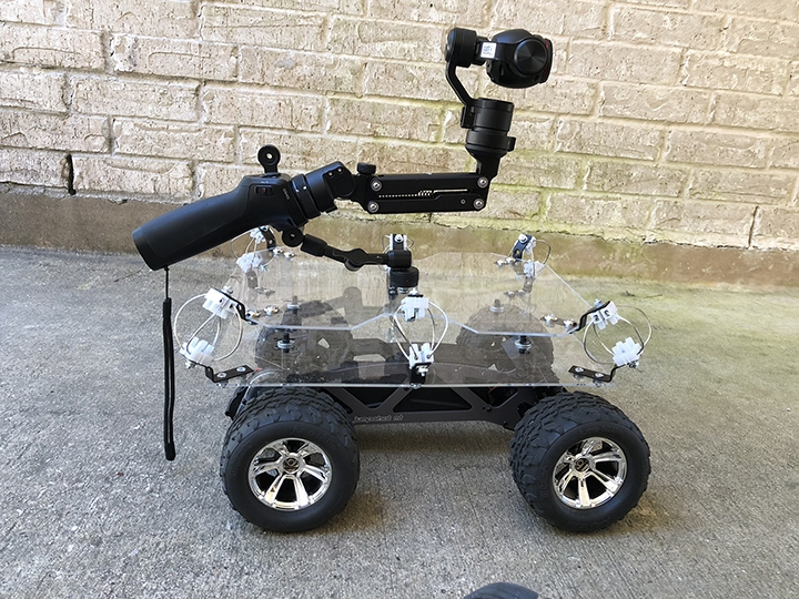 THE CMM ROVER BUILD