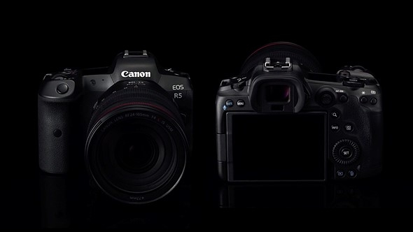CANNON EOS R5 RELEASE DATE, NEWS AND FEAURES